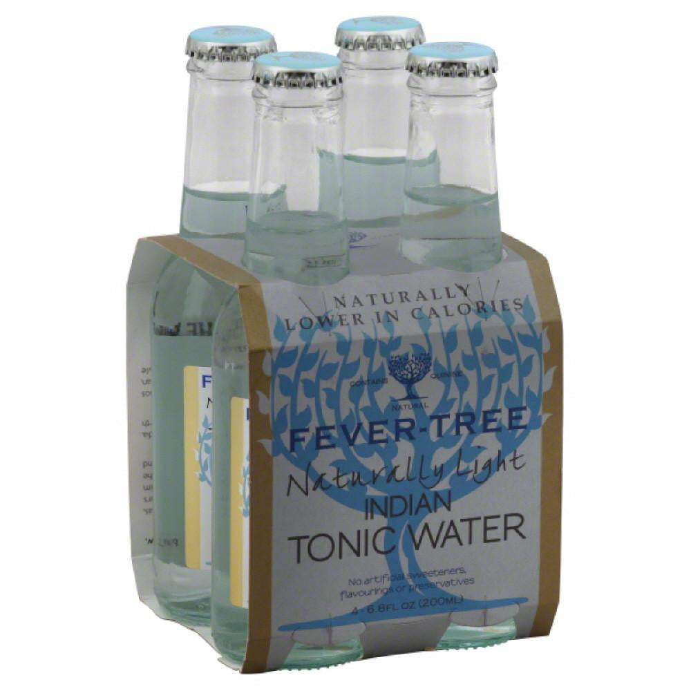 Fever Tree Naturally Light Indian Tonic Water, 6.8 Fo (Pack of 6)
