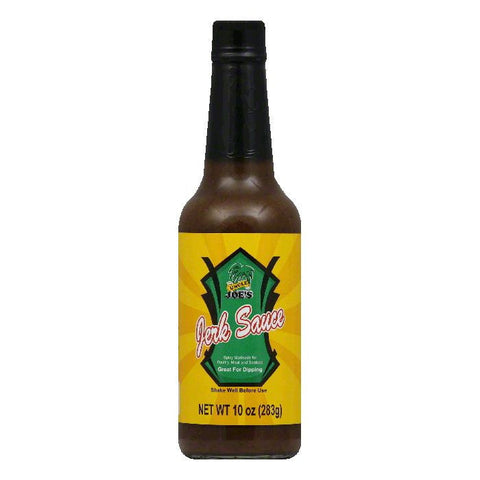 Uncle Joe's Jerk Sauce, 10 OZ (Pack of 12)
