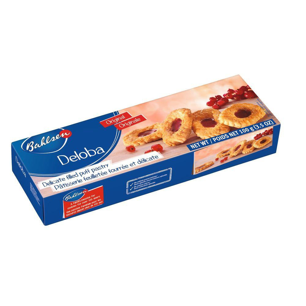 Bahlsen Deloba Filly Pastry , 3.5 Oz (Pack of 12)
