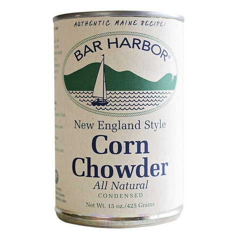 Bar Harbor New England Style Corn Chowder, 15 OZ (Pack of 6)