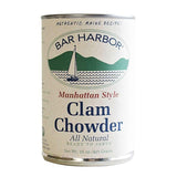 Bar Harbor Manhattan Clam Chowder, 15 OZ (Pack of 6)
