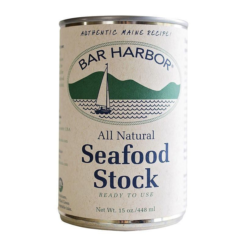 Bar Harbor Seafood Stock, 15 OZ (Pack of 6)