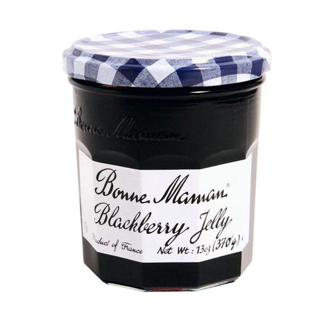 Bonne Maman Blackberry Jelly, 13 Oz (Pack of 6)