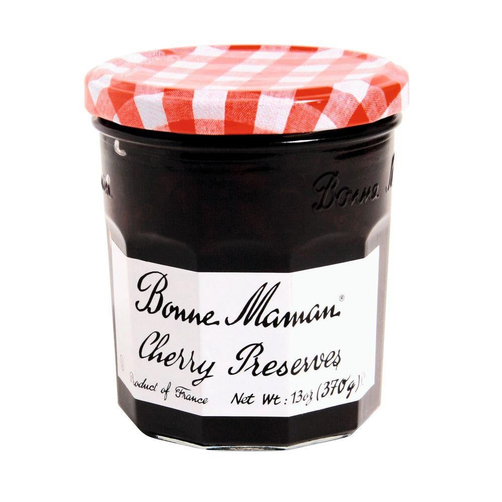 Bonne Maman Cherry Preserves, 13 Oz (Pack of 6)
