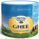 Organic Farms Ghee Clarified Butter 7.5 Oz (Pack of 6)
