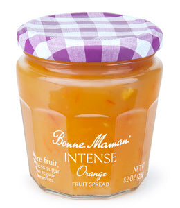 Bonne Maman Intense Orange Spread, 8.20 Oz (Pack of 6)