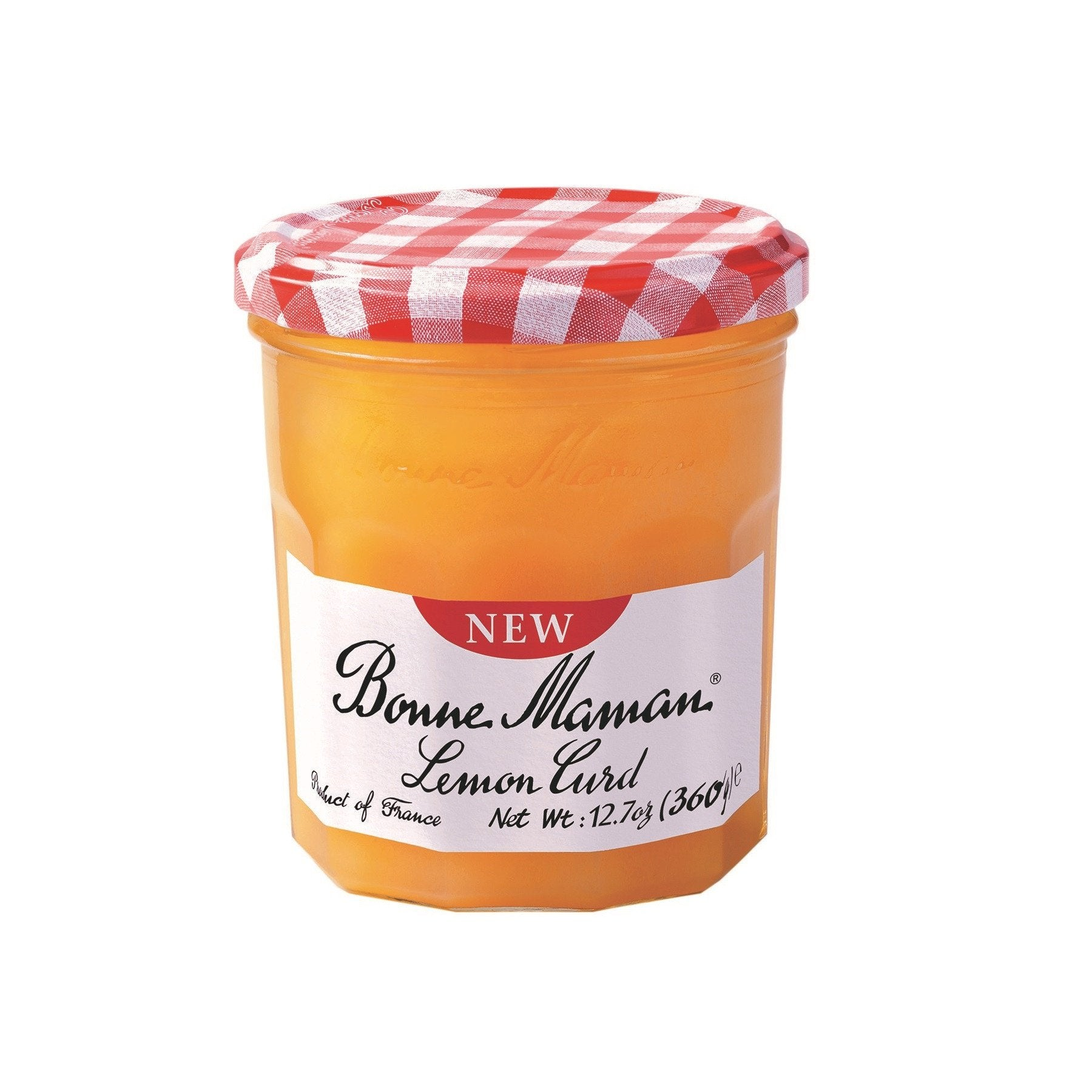 Bonne Maman Lemon Curd Spread, 12.7 Oz (Pack of 6)