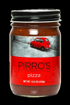Pirro's Pizza Sauce, 15.5 Oz (Pack of 6)