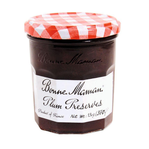 Bonne Maman Plum Preserves, 13 OZ (Pack of 6)
