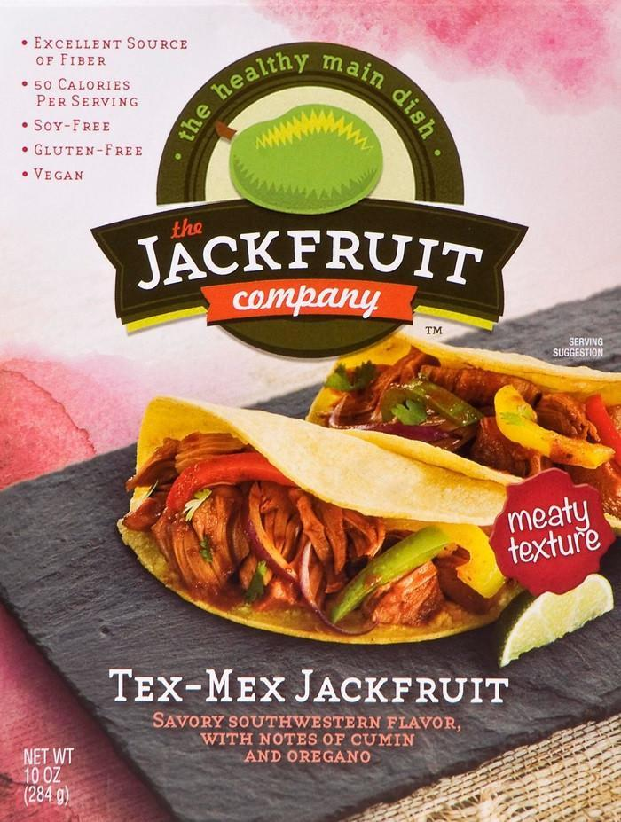 the JACKFRUIT Company Tex-Mex, 10 oz (Pack of 6)