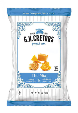 GH Cretors The Mix Popped Corn, 1.5 OZ (Pack of 24)