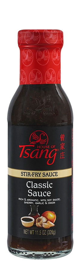House of Tsang Stir Fry Sauce Classic, 11.5 OZ (Pack of 6)