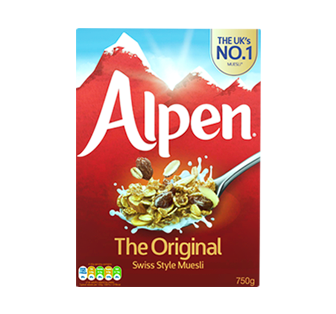 Alpen Cereal, 14 OZ (Pack of 12)