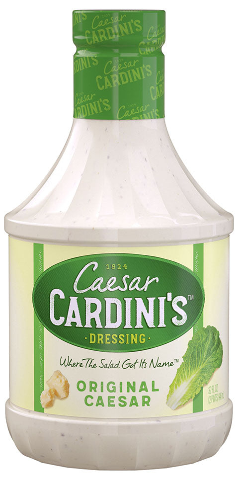 Cardini's The Original Caesar Dressing 32 fl. Oz (Pack of 6)