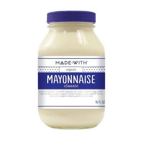 Made With Mayonnaise, 16 Oz (Pack of 6)