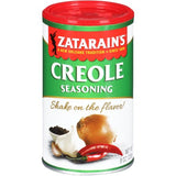 Zatarain's Seasoning Creole, 8 OZ (Pack of 12)