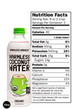 Harmless Harvest 100% Raw Coconut Water, 16 Fo (Pack of 12)