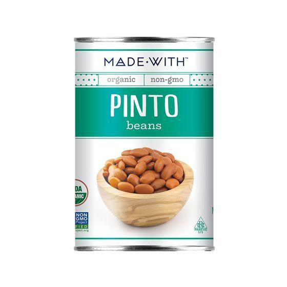 Made With Pinto Beans, 15 Oz (Pack of 12)