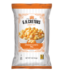 GH Cretors Popcorn Just Cheese, 6.5 OZ (Pack of 12)