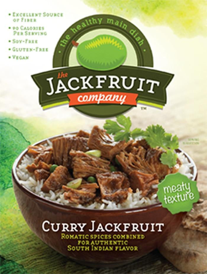the JACKFRUIT Company Curry, 10 oz (Pack of 6)