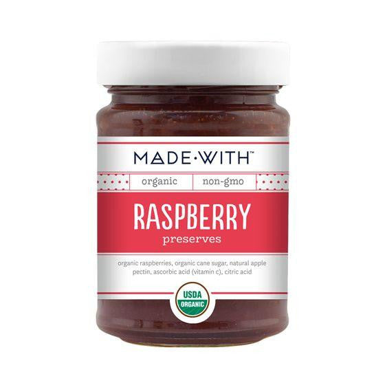 Made With Raspberry Preserves, 11 Oz (Pack of 6)