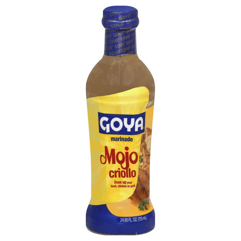 Goya Mojo Criollo Marinade , 24 OZ (Pack of 12)