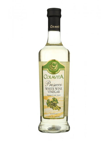 Colavita Champagne Wine Vinegar, 16.9 Oz (Pack of 6)