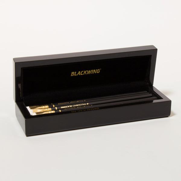 Blackwing Grand Piano Box - Blackwing (10 Bleistifte in Lackbox)