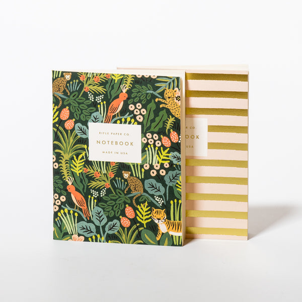 Jungle Pocket Notizbuchset von Rifle Paper Co.