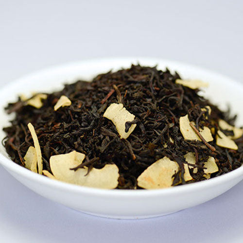 devonshire cream coconut black tea