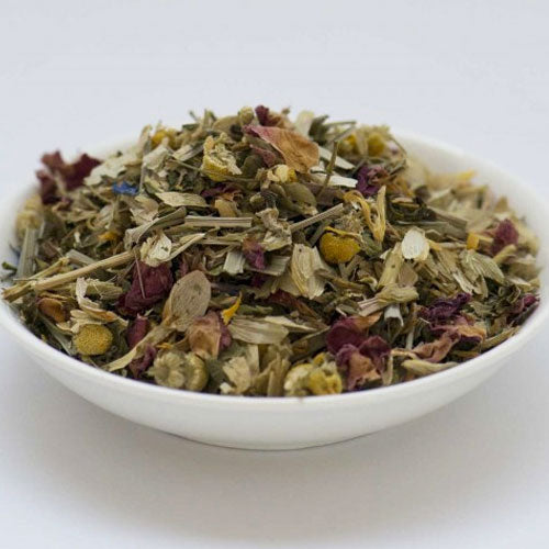 happiness herbal blend tea