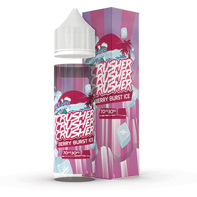 Crusher 60ml (3mg) - Berry Burst Ice