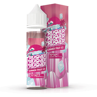 Crusher 60ml (3mg) - Summer Fruit Ice