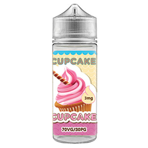 One Cloud Industries 120ml (3mg) - Cupcake