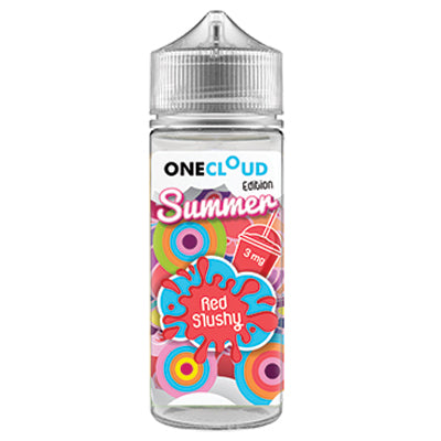 One Cloud Summer Edition 120ml (3mg) - Red Slushy