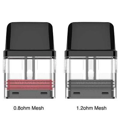 Vaporesso XROS Replacement Pods 1x2