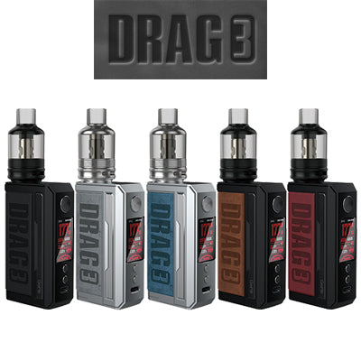 Voopoo Drag 3 Kit (177W)