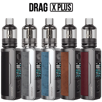 Voopoo Drag X Plus Kit (100W)