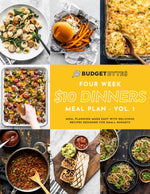 $10 Dinners Meal Plan Cover