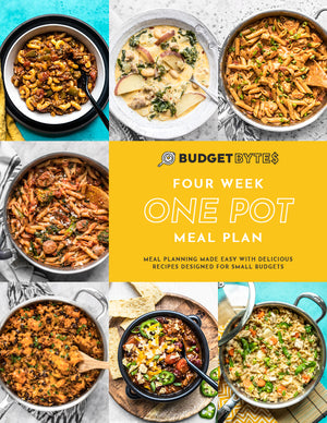 Load image into Gallery viewer, One Pot Meal Plan cover image