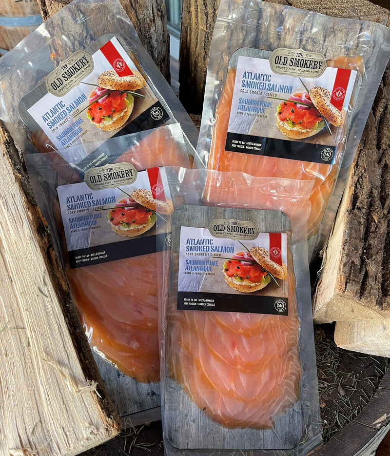 Atlantic Smoked Salmon