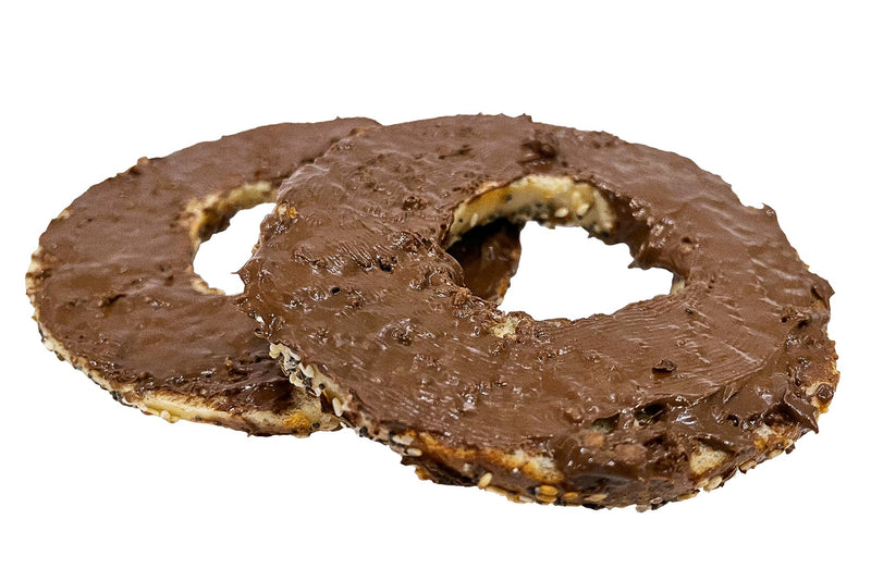 Bagel with Nutella
