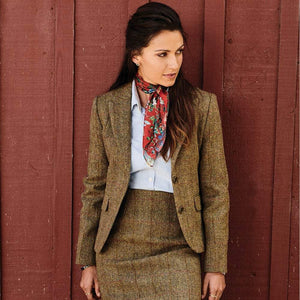 Powersuits i tweed