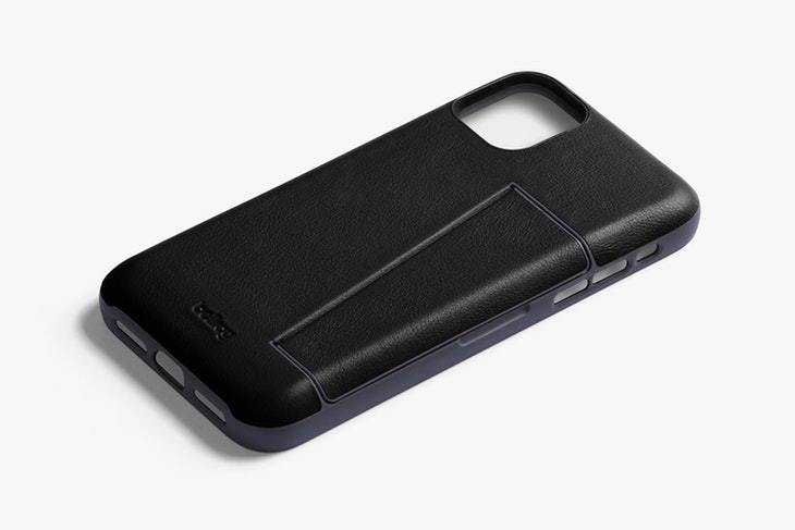 Image of   Bellroy Phone Case - 3 Card, iPhone 11 PRO MAX, sort