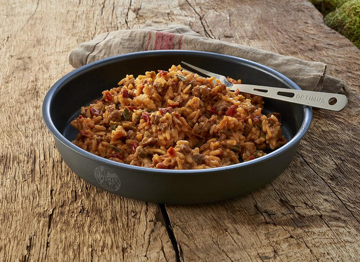 Trek'N'Eat Balkanrisotto