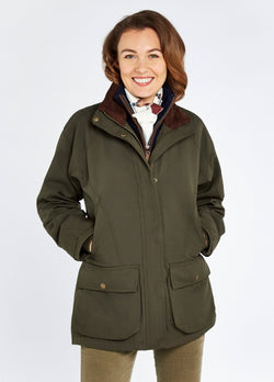 Castlehyde Ladies All-Purpose Shooting Coat GORE-TEX, Ivy