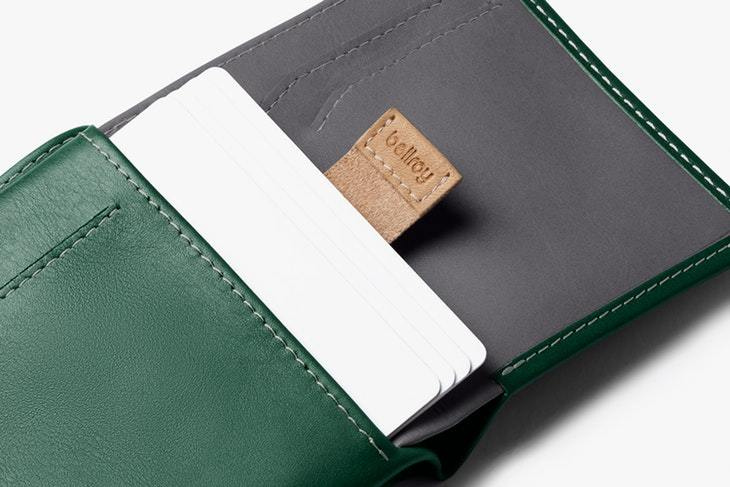 Image of   Bellroy Note Sleeve Wallet RFID, racing green