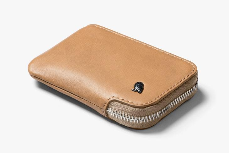 Image of   Bellroy Card Pocket, lysebrun