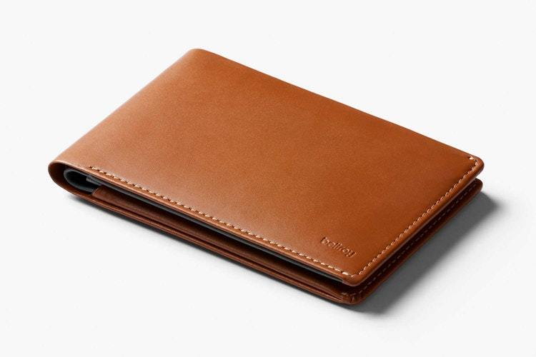 Bellroy Travel Wallet RFID NEW, karamel
