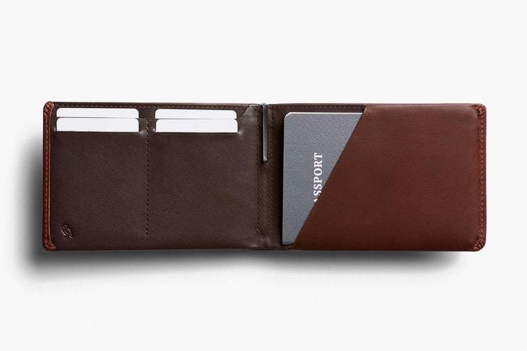 Bellroy Travel Wallet RFID, kakao